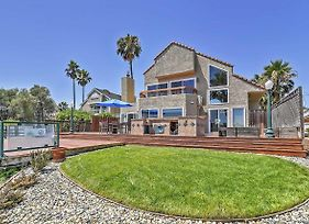 Waterfront Discovery Bay Home W/Outdoor Bar & Dock photos Exterior