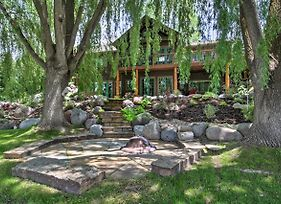 'River'S Edge' 6Br Glenwood Home W/Private Hot Tub photos Exterior