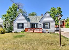 Charming 2Br Rapid City House W/Large Backyard photos Exterior