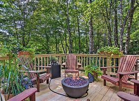 New-Nc Hideaway W/Scenic Deck, 17 Mi. To Asheville photos Exterior