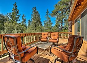 Pine Mountain Club Cottage W/Wraparound Deck! photos Exterior
