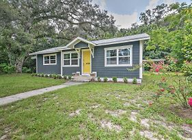 Updated High Springs Cottage, 22 Mi To Uf! photos Exterior