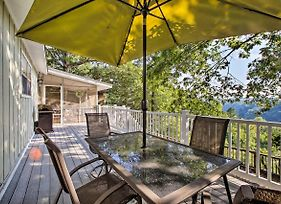 Hillside Rogers Cottage With Beaver Lake Views! photos Exterior