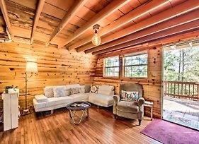 Quirky, Secluded Ruidoso Cabin - 18Mi To Ski Apache photos Exterior