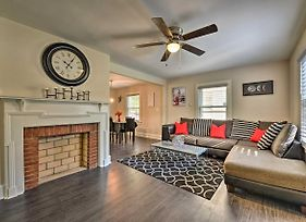 Charming House 4 Miles To Downtown Charlotte! photos Exterior