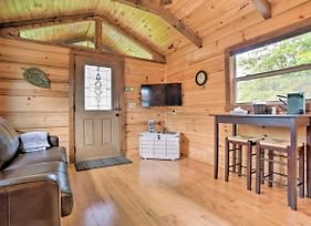 Mill Spring Cabin Near Parker-Binns Winery! photos Exterior