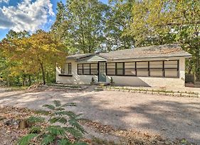 Waterfront Hot Springs Home W/ 2 Boat Slips! photos Exterior