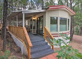 Hike, Bike, And Fish In Show Low - Resort Cabin photos Exterior