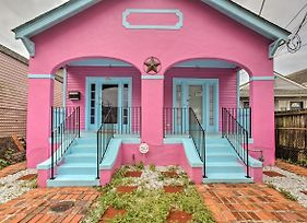 Nola Home W/Backyard - 10 Mins To French Quarter! photos Exterior