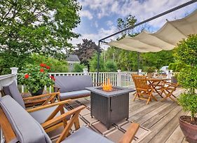 Rockland Home W/ Deck 5 Mins To Historic Downtown! photos Exterior