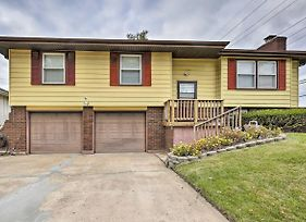 Pet-Friendly Home W/ Yard - 12Mi To Downtown! photos Exterior