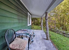 Charming Cataloochee Cabin 1 Mile To Ski Area photos Exterior