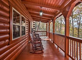 Secluded Smoky Mountain Retreat W/ Large Deck photos Exterior