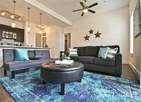 Stylish 1Bdroom Apartment American Airline Center photos Exterior