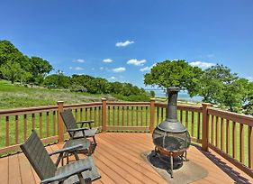Cozy Kingston House On Lake Texoma-Steps To Beach! photos Exterior