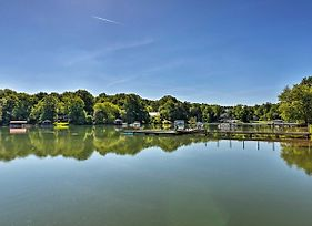 Waterfront Lake Norman Home W/ Dock & Boat Ramp photos Exterior