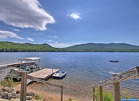 Lake Stinson Cottage W/Sunroom & Shared Dock! photos Exterior