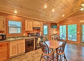 Heber Springs Retreat With Riverfront Patio And Dock! photos Exterior