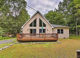 Albrightsville Home W/Game Room & Lake Access photos Exterior
