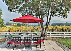 Beautiful Sonoma House With Patio And Vineyard Views! photos Exterior