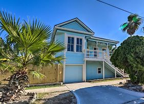 Updated Family-Friendly Cottage In Galveston! photos Exterior