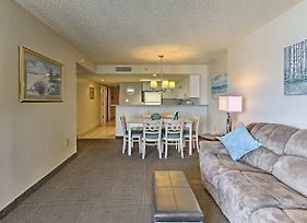 New! Myrtle Beach Condo Within Oceanfront Resort! photos Exterior