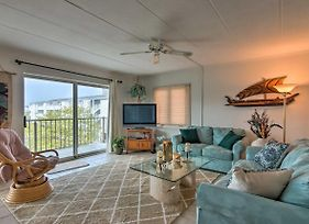 Updated Ocean City Condo - Just 60 Steps To Beach! photos Exterior