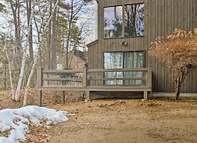 All-Season North Conway Condo W/ Private Hot Tub! photos Exterior