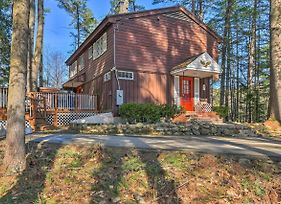 N Conway Home W/Porch -Walk To Cranmore Mtn Resort photos Exterior