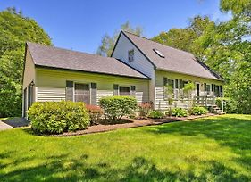 New! Charming Owls Head Home-5 Minutes To Rockland photos Exterior