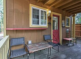 New! Cozy Big Bear Home -5 Mins To Marina/Village! photos Exterior