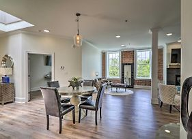 Stylish Downtown Hot Springs Loft W/ 2 Balconies! photos Exterior