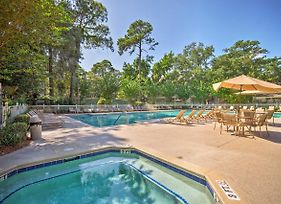 Hilton Head Condo With Lagoon View - Near Beach! photos Exterior