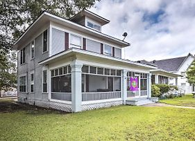 New! Charming Shreveport Home Near Attractions! photos Exterior