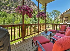 Updated Home With Mtn Views 1 Block To Downtown Ouray photos Exterior