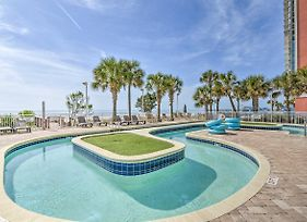 Oceanfront Condo W/Beach Access-Walk To Boardwalk photos Exterior