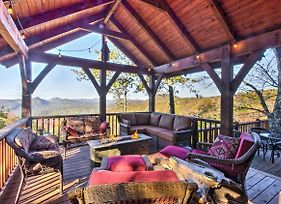 Sapphire Cabin With Deck, Mtn Views And Pool Access! photos Exterior