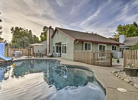 Modern Home W/ Pool & Office - Near Dt Sacramento! photos Exterior