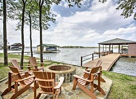 Malakoff Home W/Deck &Fire Pit On Cedar Creek Lake photos Exterior