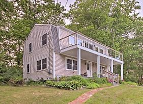 Spacious Freeport Home With 2 Decks And Water View! photos Exterior