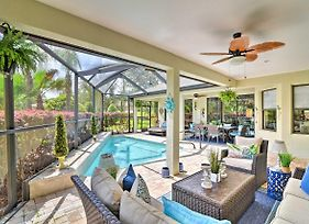 Luxury Homosassa Home With Pool And Outdoor Kitchen! photos Exterior