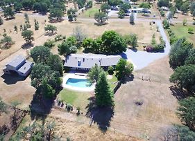 Palo Cedro Home With Mountain Views, Pool And Pasture! photos Exterior