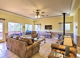 Waterfront Granbury Home With 3 Decks And Lake Access! photos Exterior