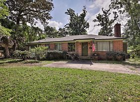 Jacksonville Home With Fire Pit Near Downtown! photos Exterior