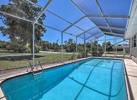 Spring Hill Home W/ Lanai - 1.6 Mi To Weeki Wachee photos Exterior