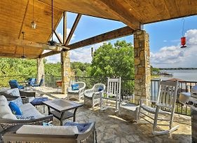 Lakefront Granbury Home With Dock, Kayaks And Views! photos Exterior