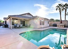 Luxury Phoenix Area Home With Heated Pool And Patio! photos Exterior
