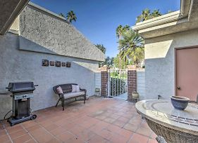 Condo With Pool Access, Mins To Downtown Palm Springs photos Exterior