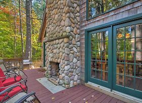 Secluded Conway Home With Theater Room And Hot Tub! photos Exterior