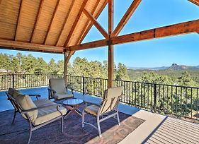 Pet-Friendly Prescott Home With Game Room And Mtn Views photos Exterior